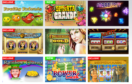 karamba casino games