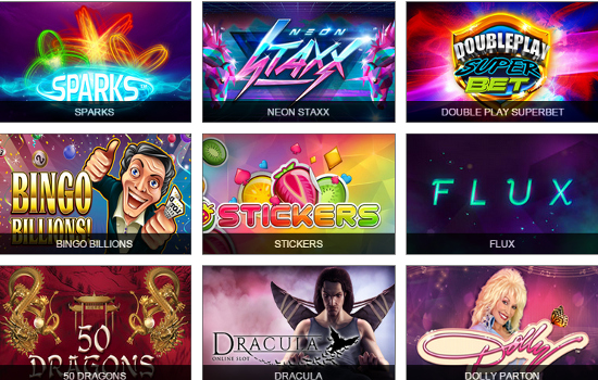 21 prive casino games